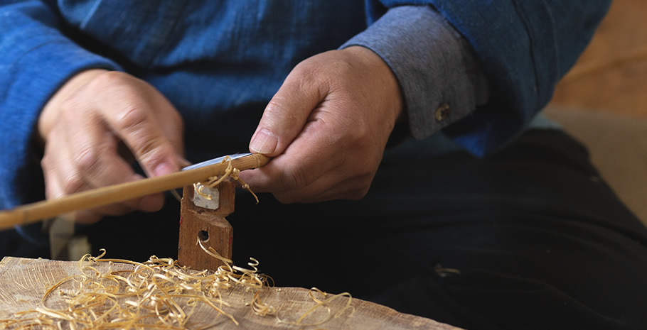 弓道具の歴史
